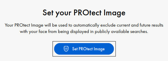 Set up your PROtect Image